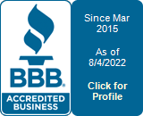 Ramey & Flock, P. C. is a BBB Accredited Lawyer in Tyler, TX